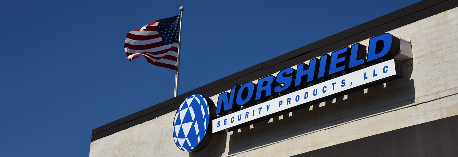 Image of Norshield HQ sign in Montgomery, Alabama